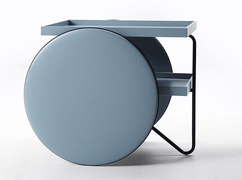 Design su ruote materialiedesign for Arredamento radical chic